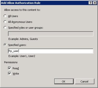how to configure ftp server windows 2008 r2